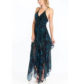 Havana Nights Maxi Dress