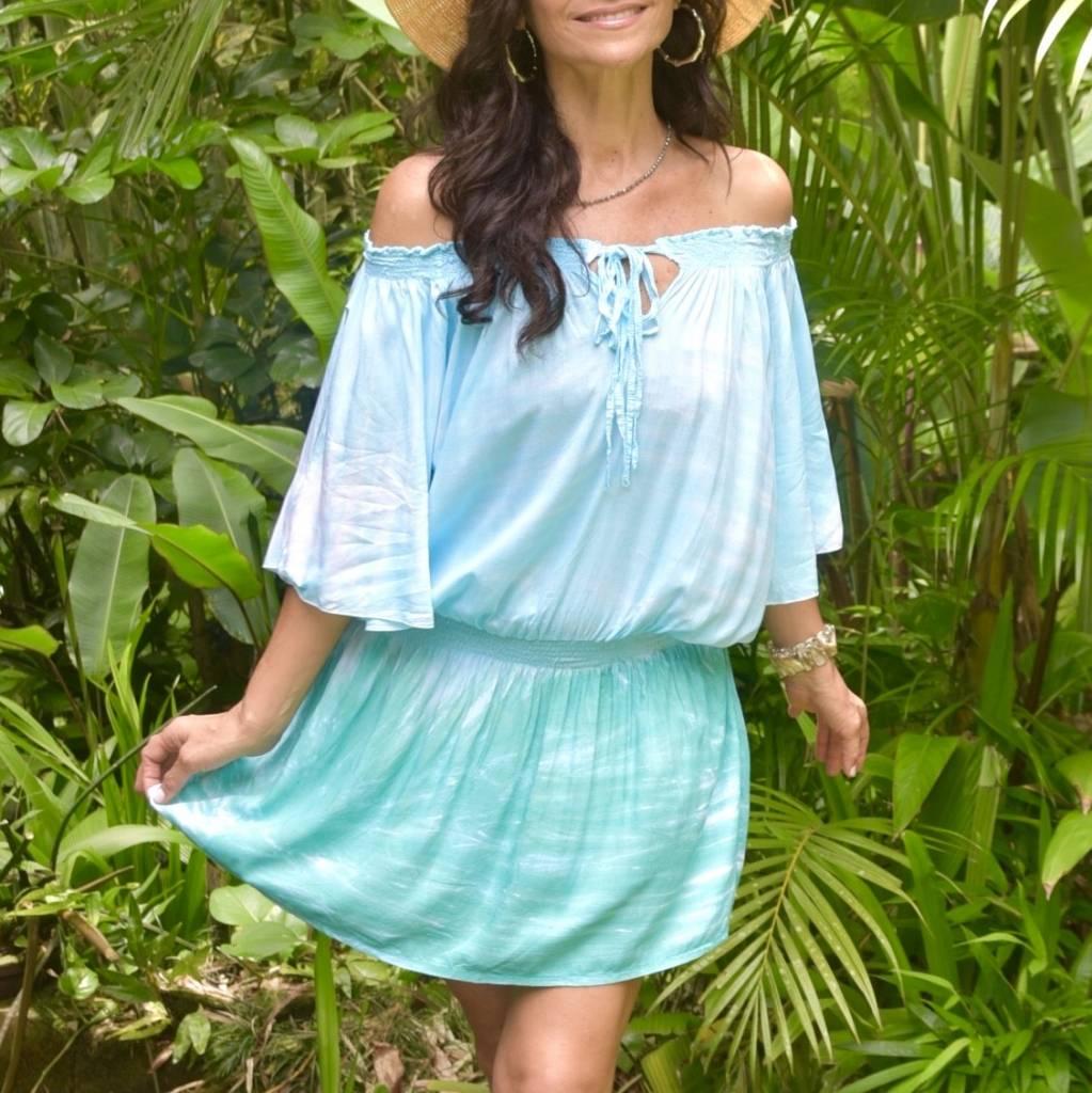 Ocean Waves Alice Dress
