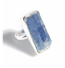 Raval Blue Adj. Ring