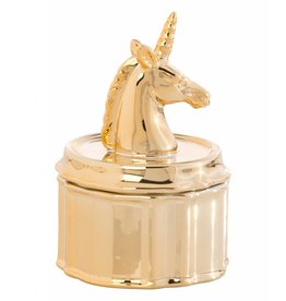 Shiraleah Unicorn Jewelry Jar
