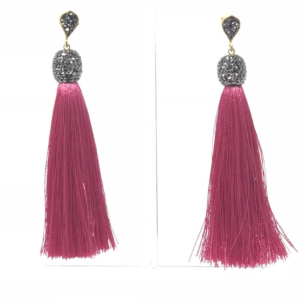 original found online earrings silk purple store objects tassel file products