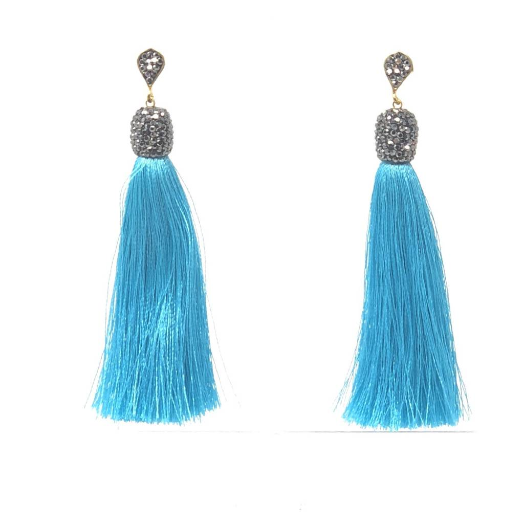 india thread in online silk handmade buy earrings pepadore com