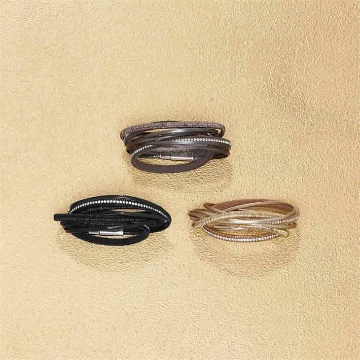 4 Strand Wrap Bracelet