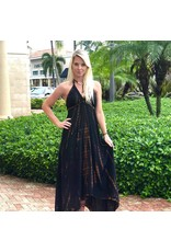 Catalina Tye Dye Black/Brown