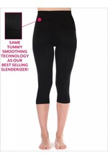Black Tummy Smooth Legging