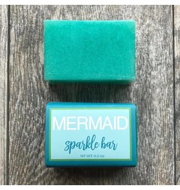 Seaside Designs Mermaid Sparkle Soap