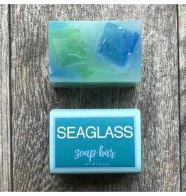 Seaglass Soap