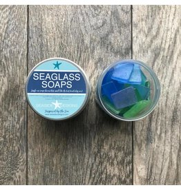 Seaside Designs Seaglass Soaps