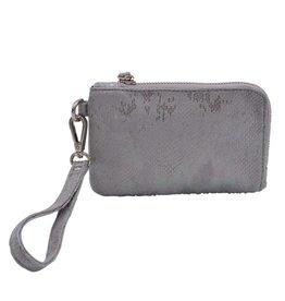 Policy Handbags Ice Princess Roo Wristlet