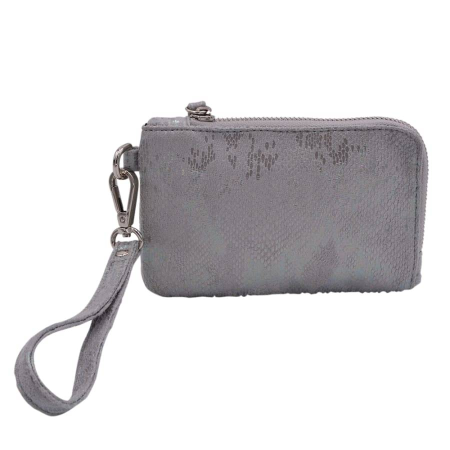 Policy Handbags Ice Princess Roo Wristlet