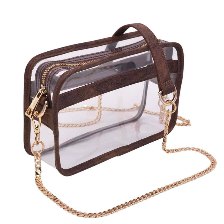 Policy Handbags Mahogany Bare Box