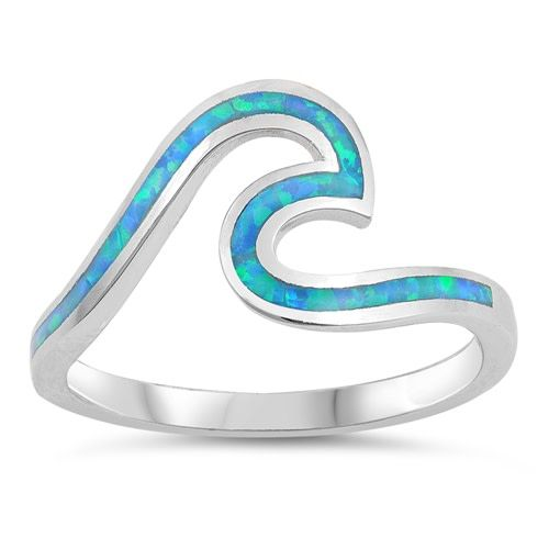 RIp Curl Opal Wave Ring
