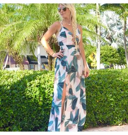 Lola Lace Front Maxi