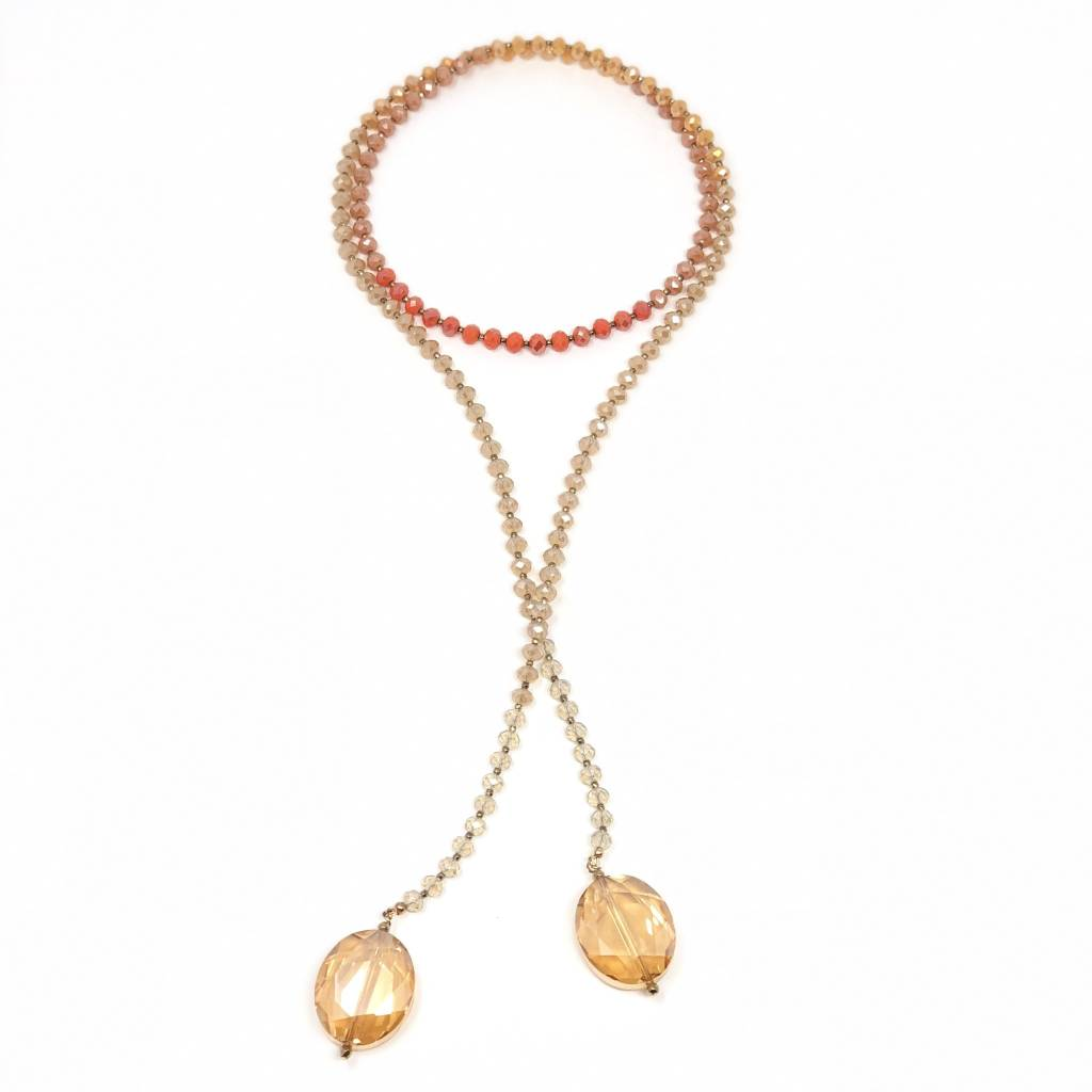EI Sunsets Ombre Lariat