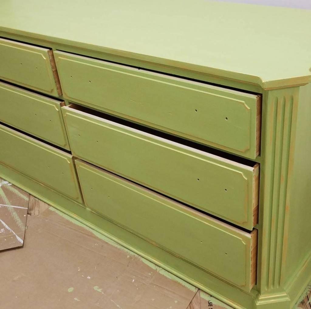 Bring Your Own Furniture  Paint Class