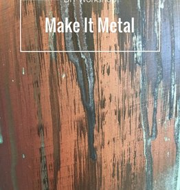 Painting: Make it Metal- Tuesday, July 25th 7-8:30pm