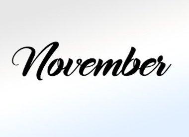 November Workshops