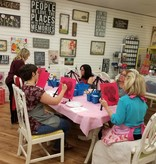 Beginner Open Studio With Kim Seymour: Every Thursday from 5-7pm (some dates excluded)