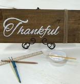 Small Wood Sign (Group Party)