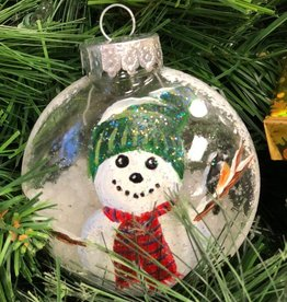 Painting: Hand Painted Christmas Ornaments/ November 30th: 5pm-6:30pm
