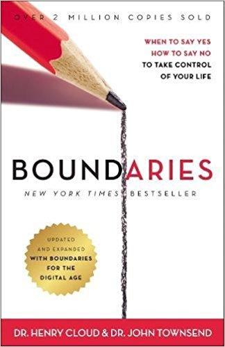 Boundaries Bible Study: Starts Thursday, March 22nd- 9:30am-10:30am.