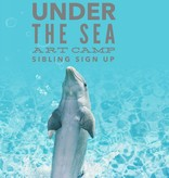 Under the Sea Art Camp: Sibling #1 Sign Up