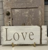 Small Wood Sign (TBES)