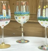 Wine Glass Painting Private Party ( Sky Athletix)