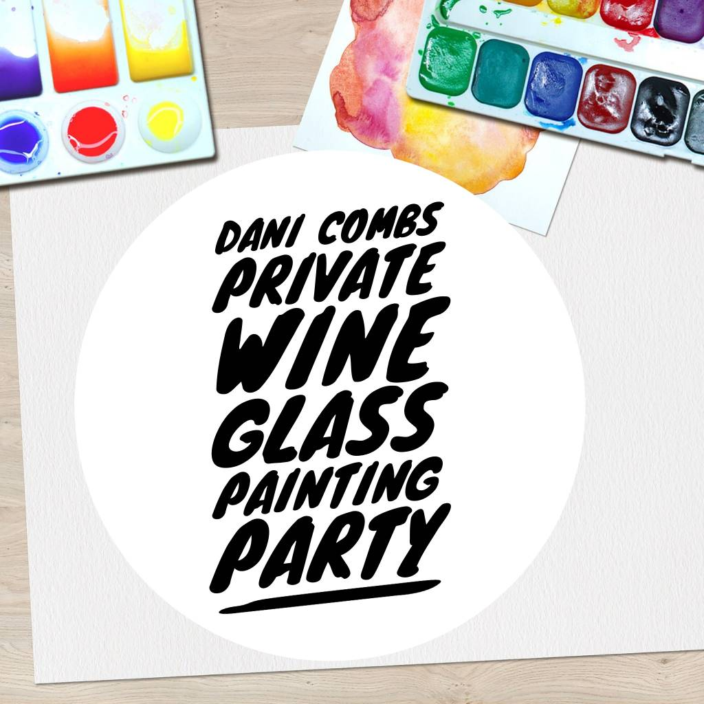 Dani Combs Private Party: Friday, August 24th- 1:00pm