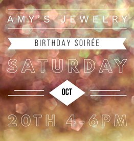 Amy's Birthday Jewelry Soiree