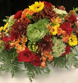 Floral Design: Thanksgiving Centerpiece, Tuesday November 20th 7-8:30pm