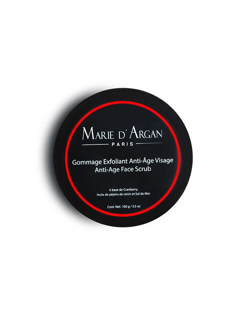 Marie D'Argan Paris Anti Aging Face Scrub (100 gr)