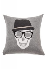 Rani Arabella Skull Hat Pillow