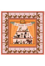 Rani Arabella Printed Cashmere Circus Shawl