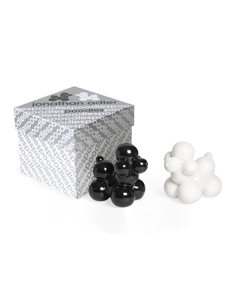 Jonathan Adler Poodle Salt & Pepper Shakers
