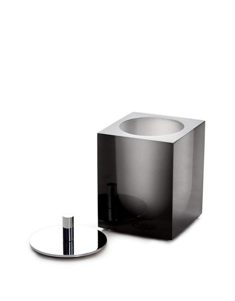 Jonathan Adler Hollywood Canister - Smoke