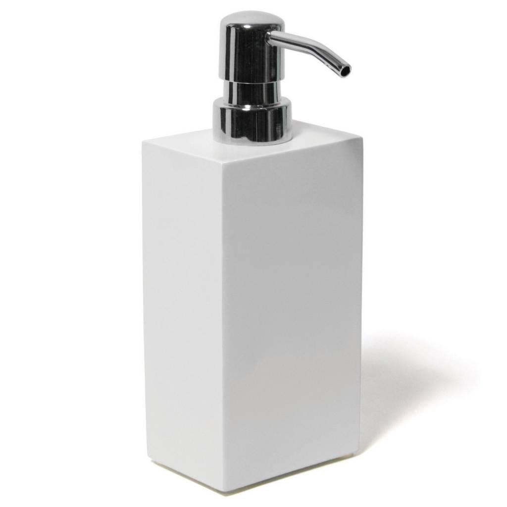 Jonathan Adler Lacquer Soap Dispenser White