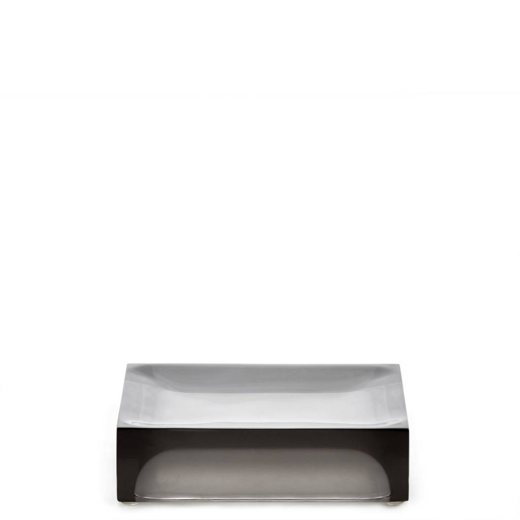 Jonathan Adler Hollywood Soap Dish - Smoke