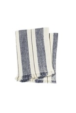 Pehr Designs Linen Stripe Throw