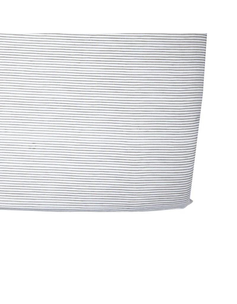 Pehr Designs Pencil Stripe Crib Sheet