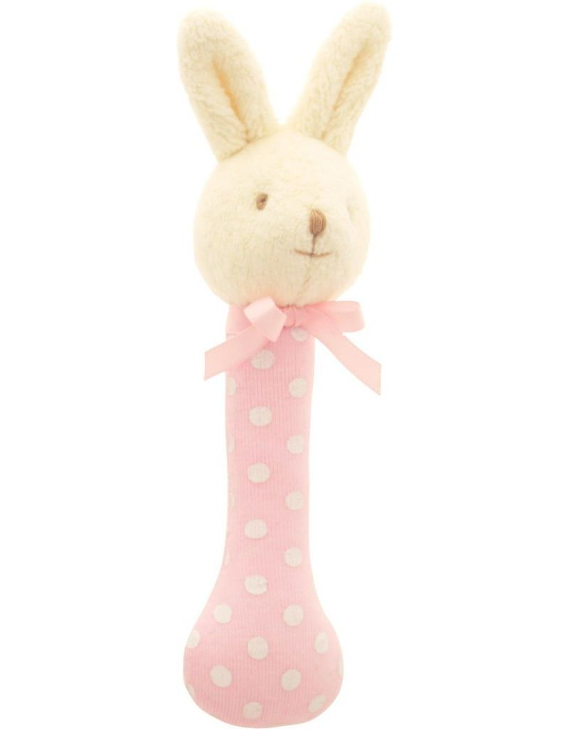 Alimrose Designs Bunny Stick Rattle