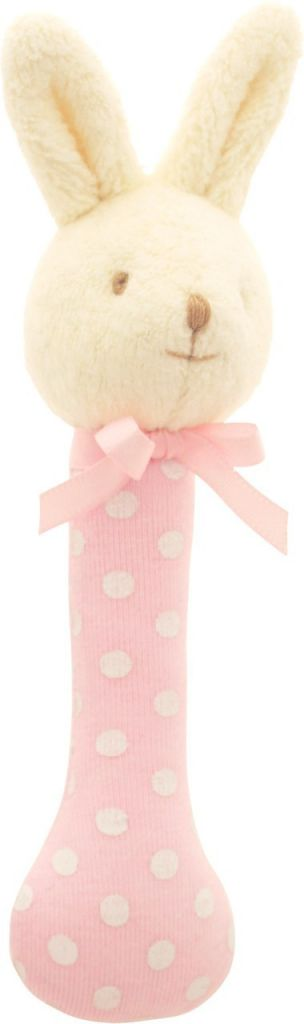 Alimrose Designs Bunny Stick Rattle