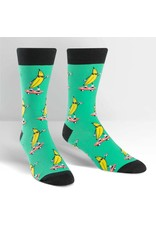 Sock It To Me Men's Crew Socks