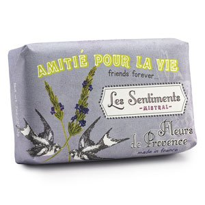 Mistral Les Sentiments Gift Soap