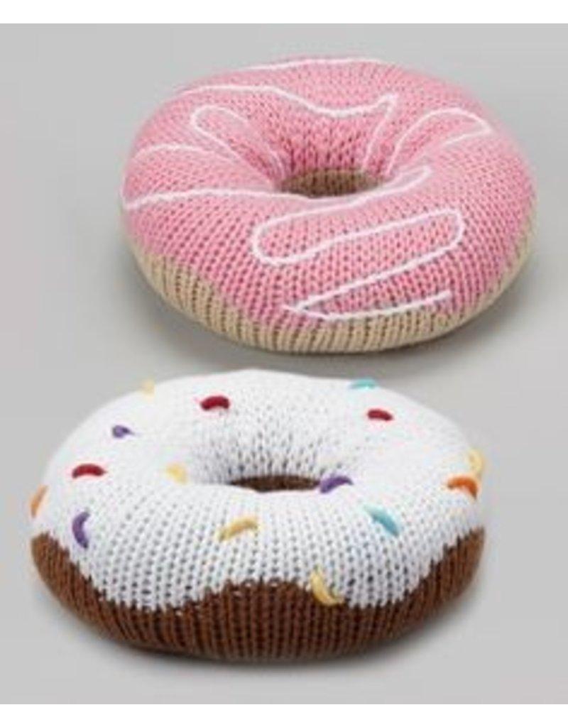 Zubels Organic Donut  Rattle