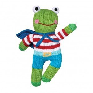 """Zubels Zu-per Freddy the Frog 36"""""""