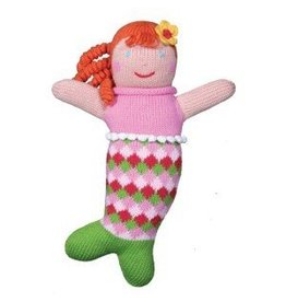 Zubels Pearly Penny the Mermaid 24""