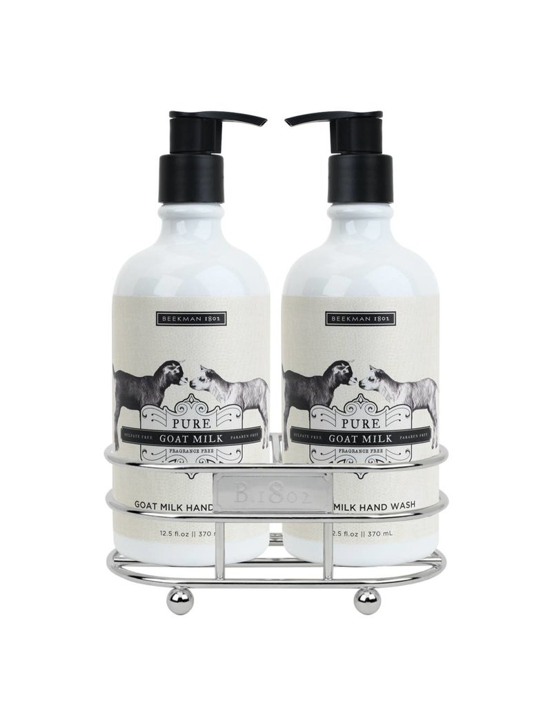 Beekman 1802 Pure Goat Milk Caddy Set