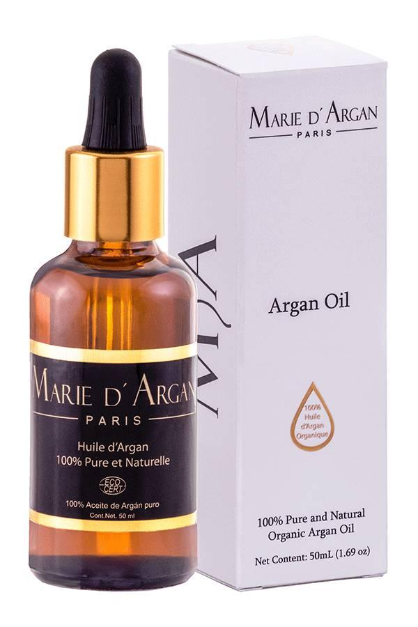 Marie D'Argan Paris Pure Argan Oil (50ml)
