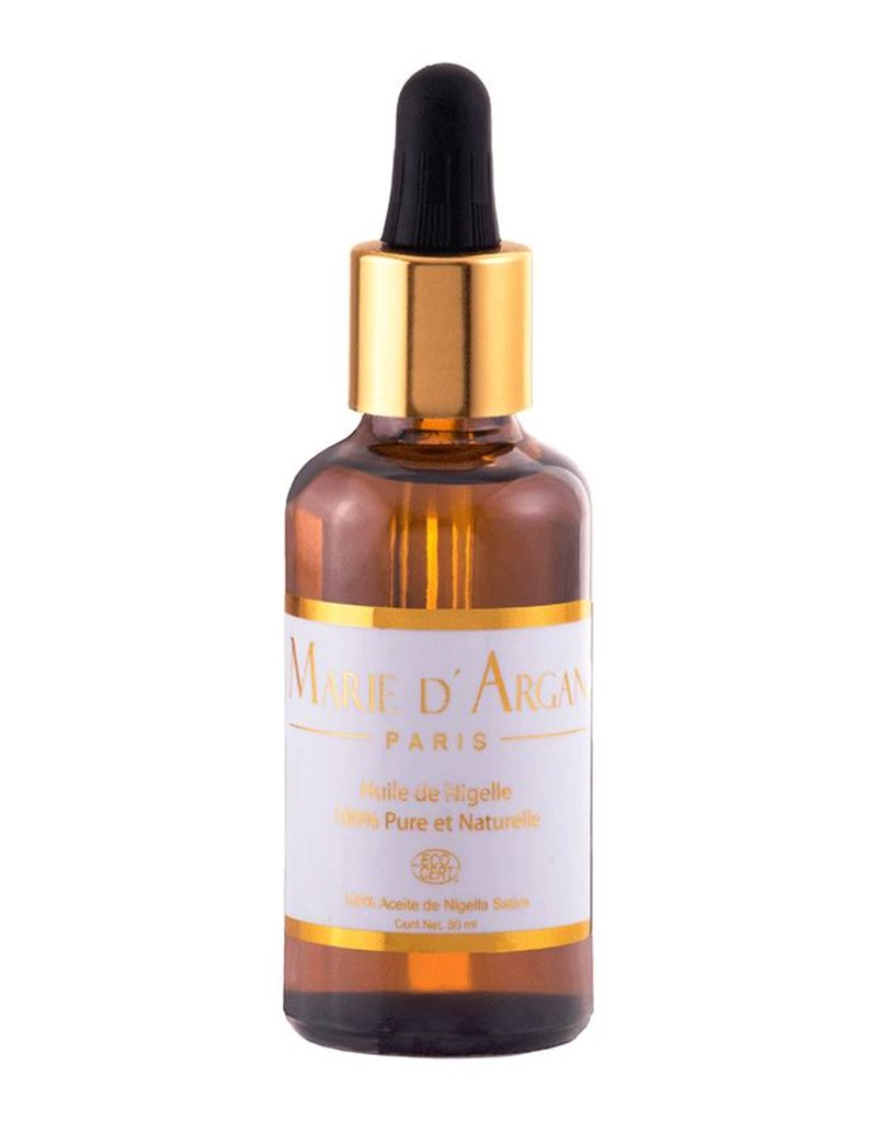 Marie D'Argan Paris Pure Nigella Sativa Oil (50ml)